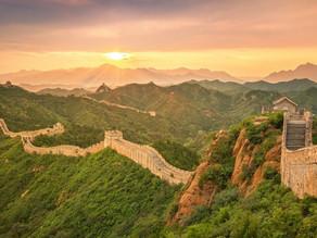 Cinco fatos sobre a monumental Grande Muralha da China
