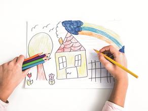O novo normal: aulas a distância e muita criatividade para entreter os pequenos
