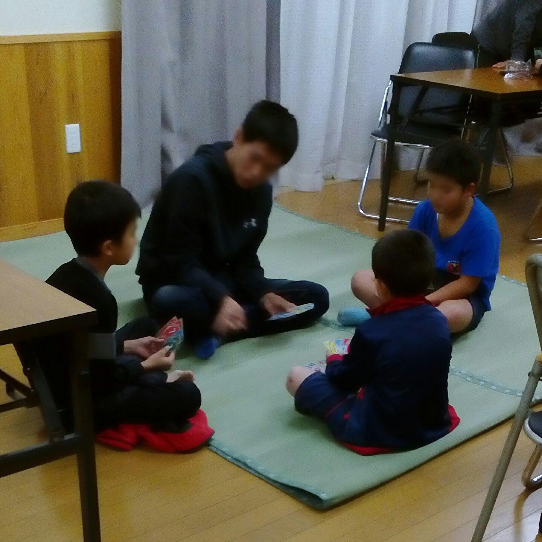 20191113中学生のお手伝