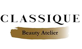 CLASSIQUE - BEAUTY ATELIER LOGO BLACK an