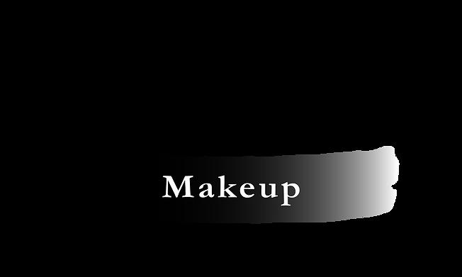 CELLVIE - MAKEUP LOGO BLACK GRADIENT wit
