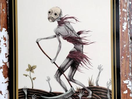 L'Arcane sans nom, La mort ( XIII)