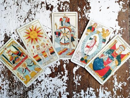 Atelier Taroscope | Semaine du 30 novembre au 6 décembre  2020