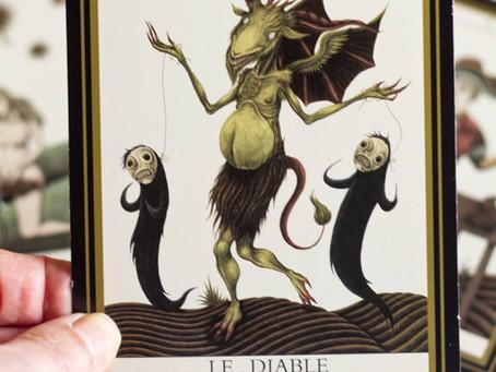 Le Diable ( XV )