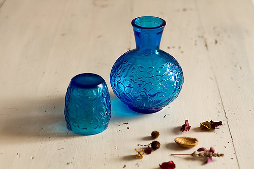 Vaisselle Ancienne | France | Sand Mayer Brocante | carafe de nuit ...