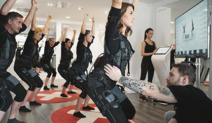 Vorteile EMS Training - www.yesbody.ch