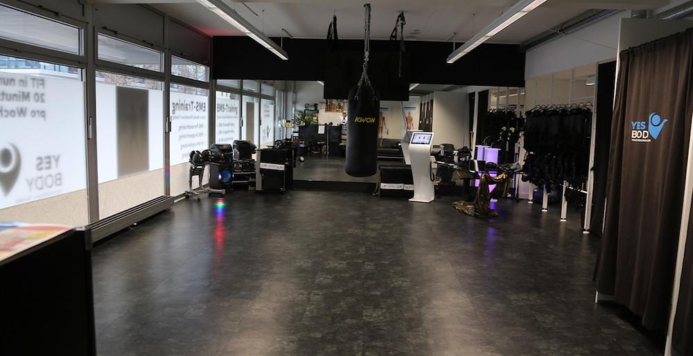EMS Studio Zug - www.yesbody.ch