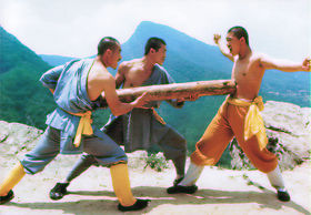 Proper practice of Shaolin Kung Fu