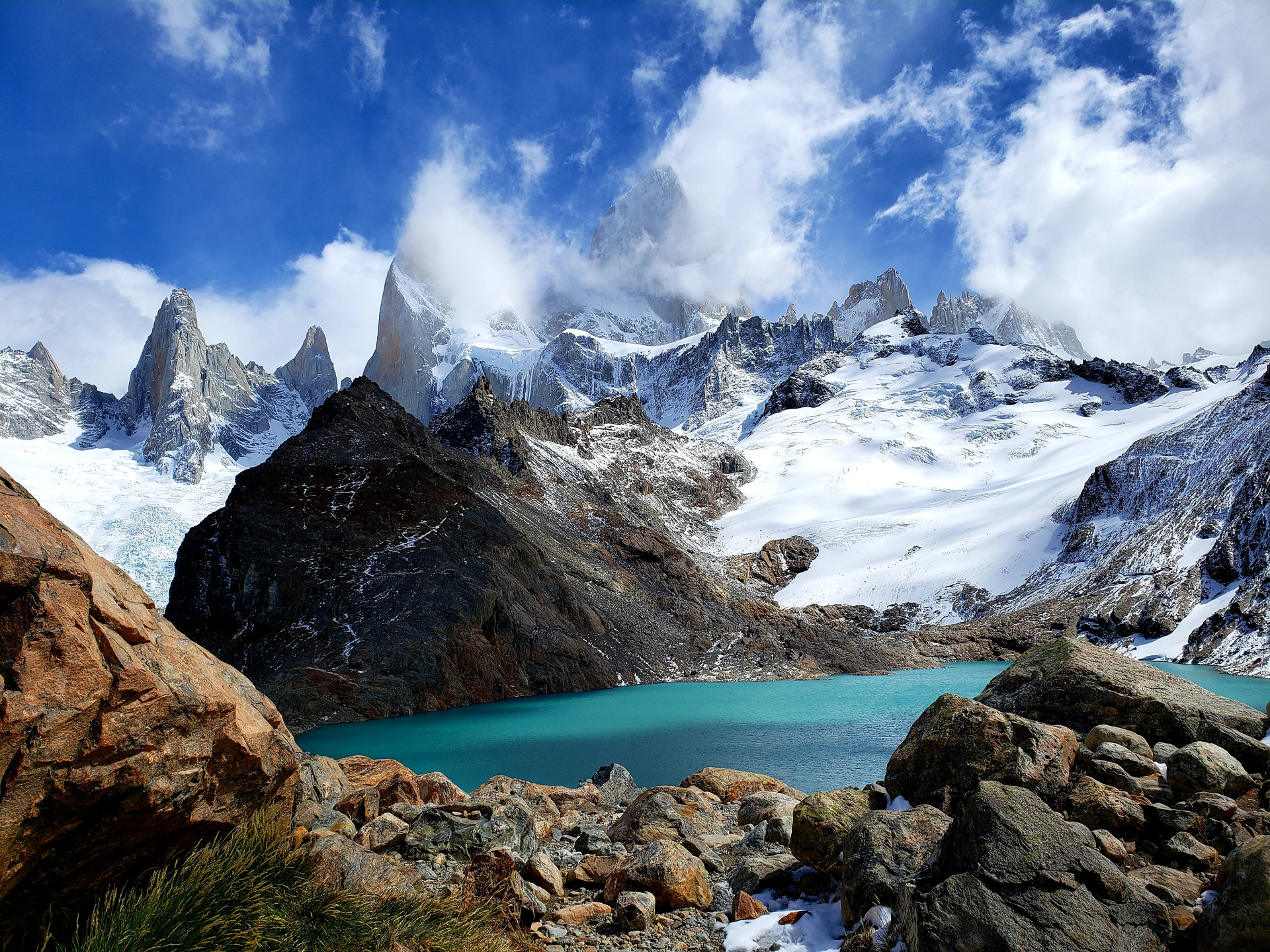 Fitz-Rotz, Patagonia - Argentina