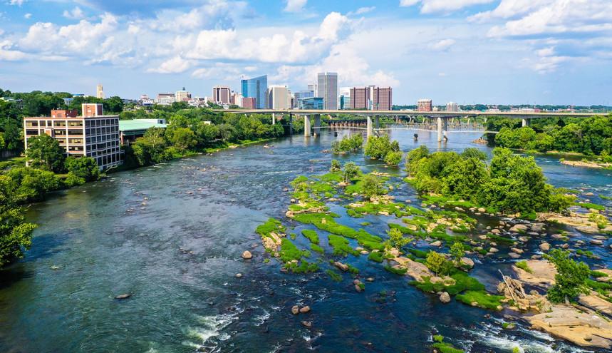 Richmond, VA - The River City