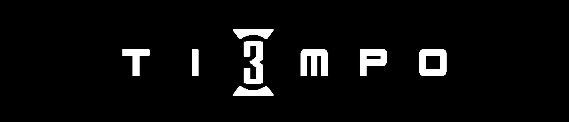 Ti3mpo Logo Transparent White.png