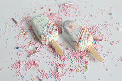 Pastel Cakesicles