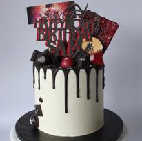 Stranger THings Cake