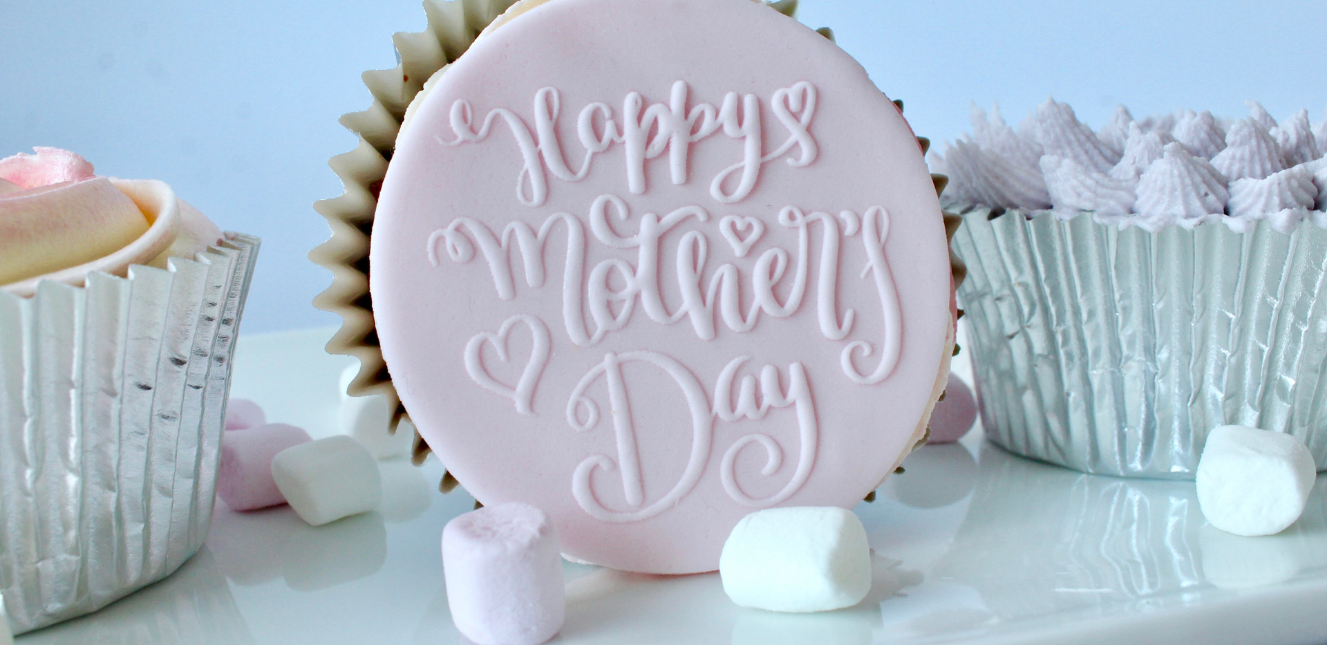 Mother Day Cupcakes