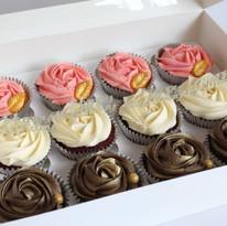 Neopolitan Cupcakes