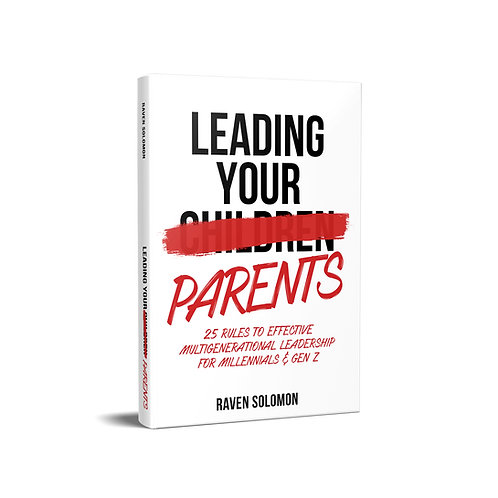 Leading Your Parents (Paperback)