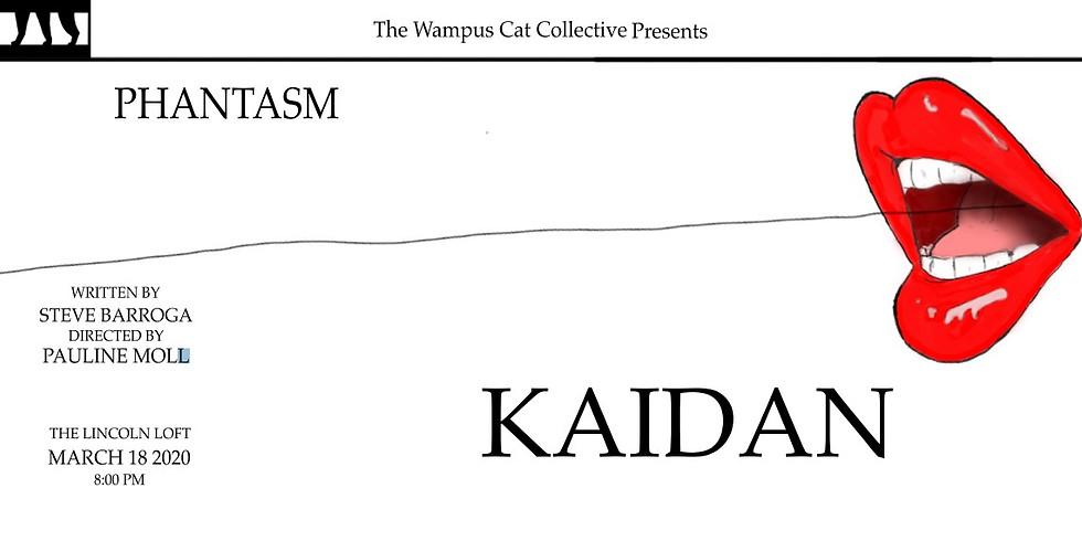 Phantasm Kaidan by Steve Barroga