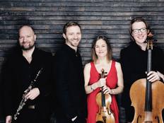Messiaen Quartet Copenhagen