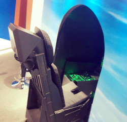 Injection Seat Flight Sim