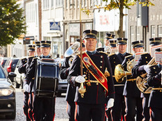 Schleswig Music Military Band
