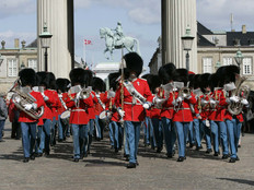 The Band of the Royal Danish Life Guards