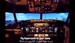 737 Boeing Home Cockpit