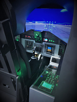Cockpits for Event and Entertainment