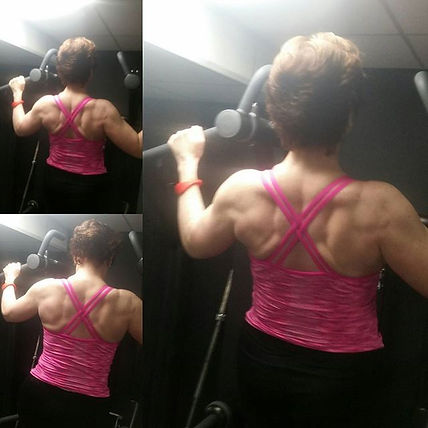 When your 60 year old female client _ann