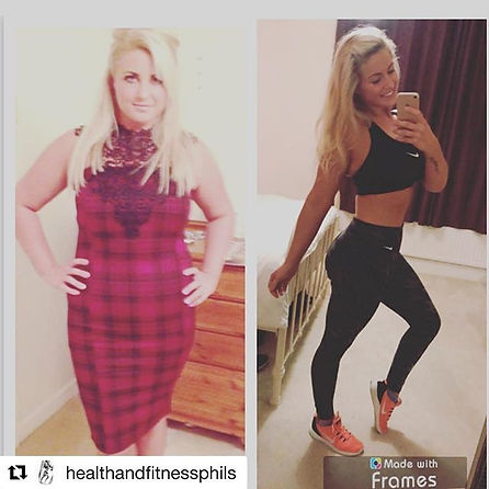 Check out this transformation! Hard work