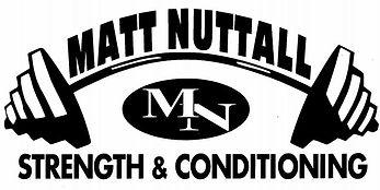 matt nuttall strength and conditioning