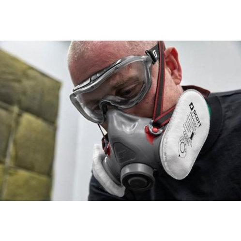 Scott Safety AVIVA Half Mask Respirator READY-PAK Pro2 Flex P3 nOV/AG