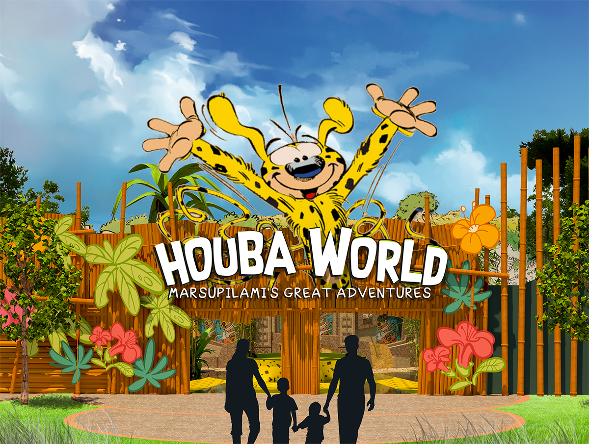 HOUBA WORLD