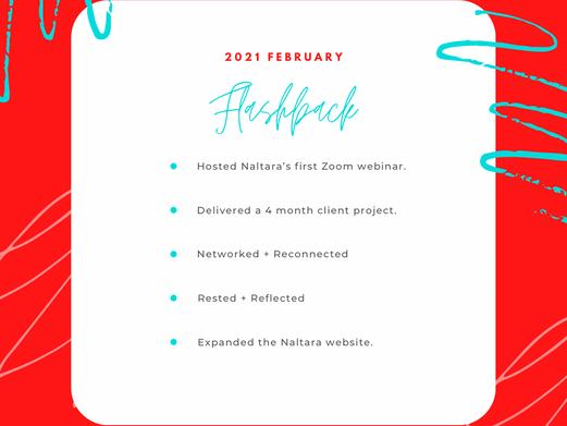 #FebruaryFlashback
