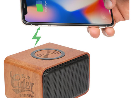 Make a Boom With Branded Bluetooth Speakers