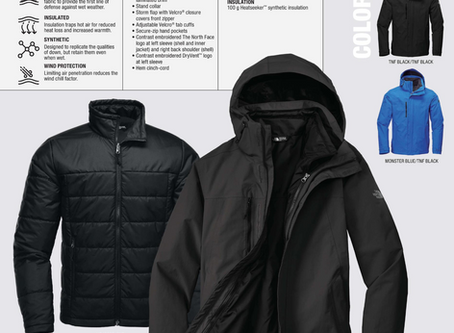 Stay Warm This Winter - The North Face