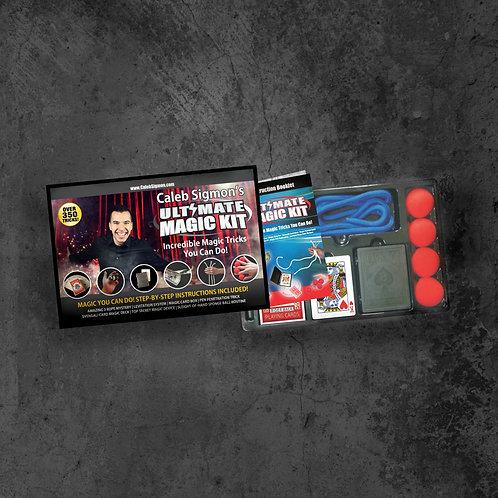 Caleb Sigmon's Magic Kit