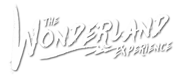 The Wonderland Experience Logo (White Dr