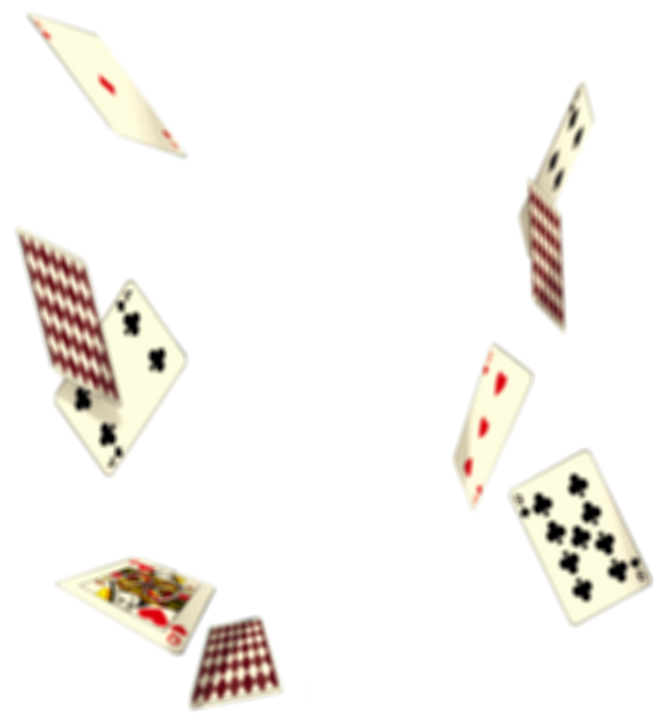Wonderland Cards (Blurry)