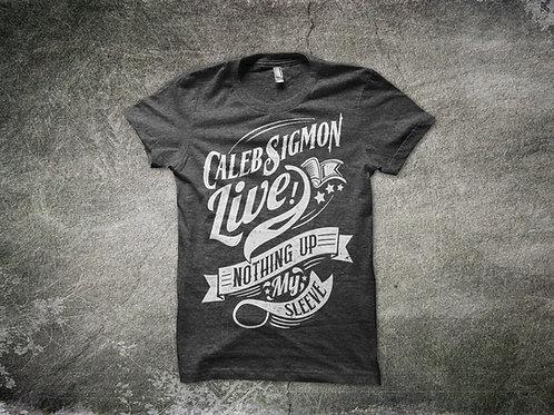 Caleb Sigmon LIVE! T-Shirt