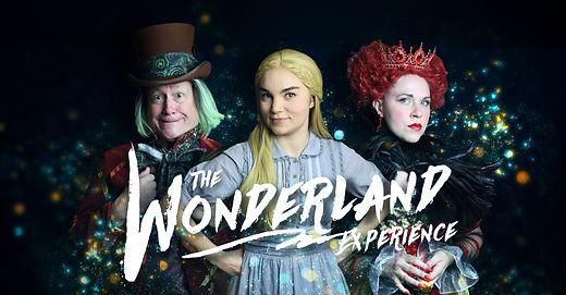 Wonderland Event Cover Photo (Sparkles).