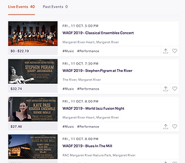 Strings Attached The WA Guitar Fesival Event Listings