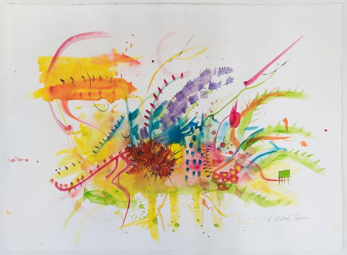 Piece by Rachel Malcolm Ensor