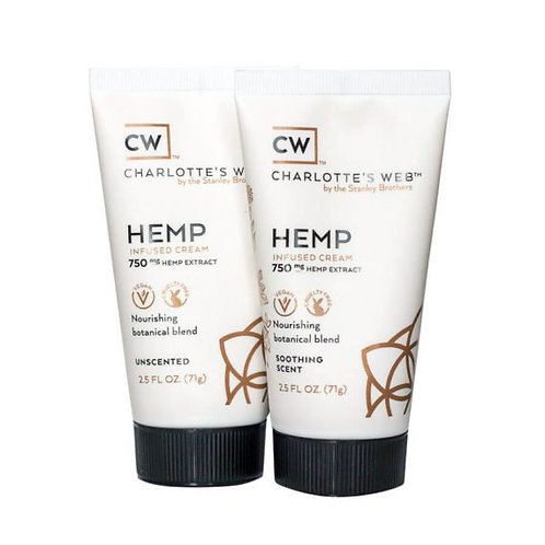 Charlotte's Web 750mg Cream