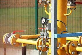 linha-de-gás-elevação-e-pressão-média-do