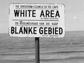 The foundations of apartheid