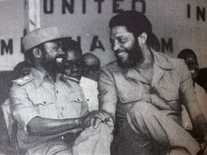 Maurice Bishop and the New JEWEL Movement