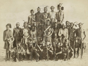 Colonial Resistance in Central Africa