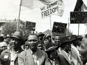 Birth of the African National Congress