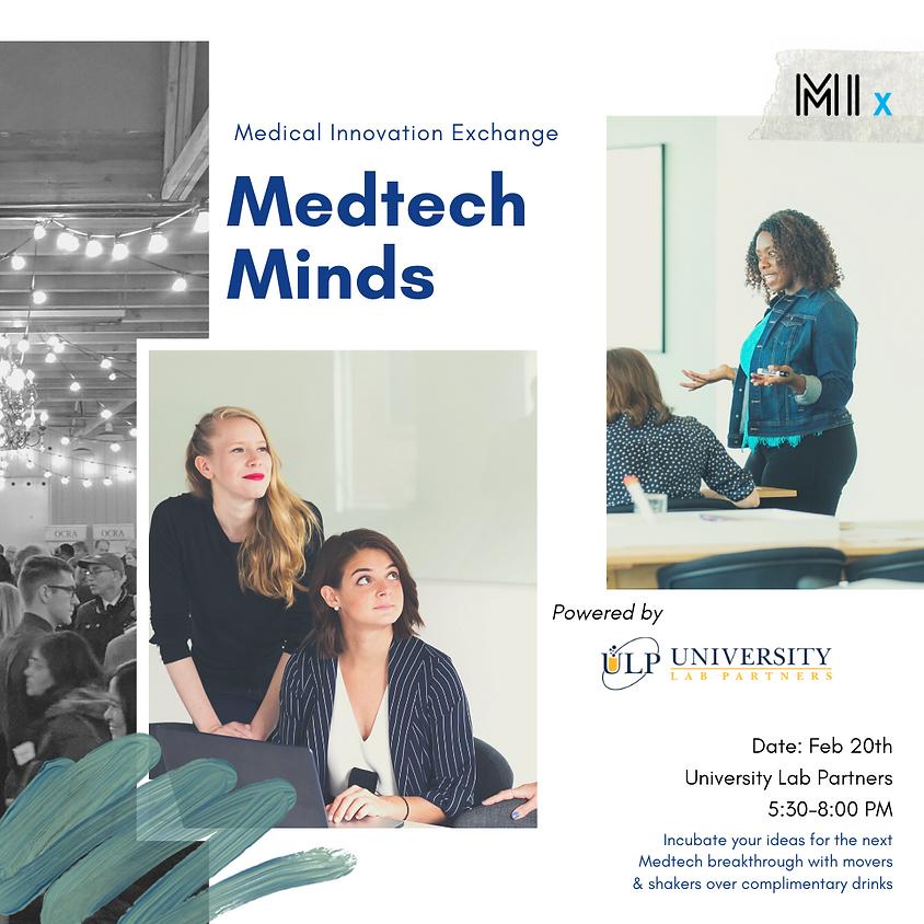 MedTech Minds©   February 2020
