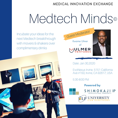 MedTech Minds Jan. 2020 E-Learning Summary